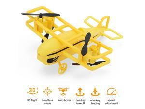 JJRC H95 RC Drone Mini Drone Altitude Hold RC Plane Outdoor Toy for Kids with Function Auto Hover Headless Mode 360° Rotation with 2 Battery