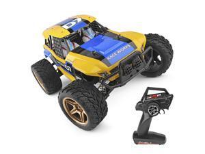 Wltoys XK 12402-A D7 1/12 RC Car 550 Motor 4WD 45Km/H Desert Buggy Car Rock Racing Crawler Truck Off Road RC Car 2.4GHz All Terrain Vehicles Truggy Climbing Car for Adults and Kids
