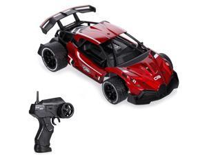 8001 RC Car 1/16 RC Drift Car 2.4GHz Alloy High Speed RC Car RC Race Car Gift for Kids