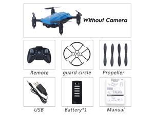 LF602 Foldable Drone 2.4G Altitude Hold 6 Axis Gyro Headless Mode Training Toy Quadcopter
