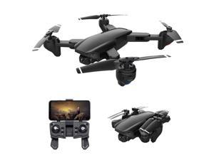 SG701S RC Drone with Camera 4K Dual Camera 5G Wifi GPS Foldable Optical Flow Positioning RC Quadcopter with Headless Mode Waypoint Follow Surround Mode