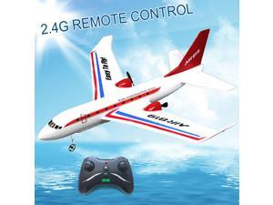 FX-819 2.4G 2CH 410mm Wing-span Remote Control Glider Fixed Wing EPP RC Airplane Aircraft RTF