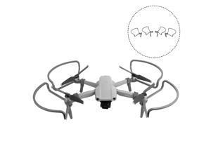 for DJI Mavic Air 2 Sunnylife Heighten Landing Gear Propeller Guards Set Extended Legs Propeller Protection Drone Accessories