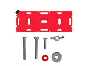 Simulated Fuel Tank Accessory Box for 1/10 RC Climbing Cars Traxxas Hsp Redcat Rc4wd Tamiya Axial  Scx10 D90 Hpi