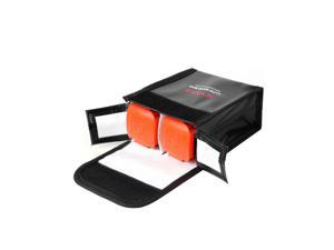 Replacement for Autel EVO II Drone Portable LiPo Battery Safety Storage Bag Heat Resistant Fire Resistant Storage 2 battery Guard Pouch