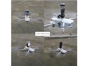 Camera Bracket LED Light Holder OSMO Action/Pocket/Insta360 Gopro Camera Mount for DJI Mavic 2 Drone