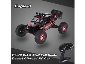 Original FEIYUE FY-03 EAGLE-3 1:12 4WD 2.4G Full Scale Desert Off-road RC Car