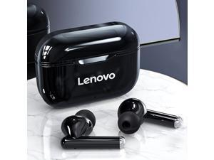 Lenovo True Wireless Earbuds Bluetooth 5.0 Headphones Headphones in Ear with Charging Cases ,Hands-Free Headset with Mic, TWS Headsets,Sports Headphones