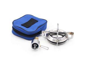 Portable Propane Gas Stove Compact Propane Gas Stove with Adjustable Burner for Outdoor Camping