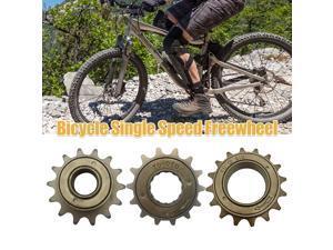 Bicycle Freewheel 14/16T 18MM 34MM Single Speed Freewheel Flywheel Sprocket Gear Bicycle Accessories