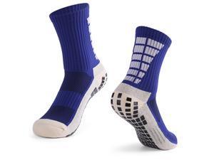 Men's Anti Slip Football Socks Compression Athletic Socks for basketball Soccer Volleyball Running Trekking Hiking