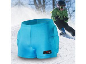 Kids Protective Padded Shorts for Hip Butt Tailbone Snowboarding Skating Skiing