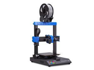 Artillery Genius High Precision 3D Printer DIY Kit Printing Size 220*220*250mm Ultra Quiet Operation Support Fialment Run-out Detection Power-off Resume Print with 2.8 Inch Color Touchscreen for Home