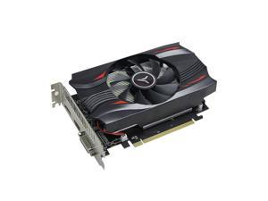 Yeston RX560D-4G D5 TA Graphics Card Discrete Gaming Graphics Card with 1176MHz/6000MHz 4G/128bit/GDDR5 Memory DP+DVI-D+HDMI