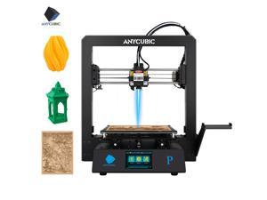 ANYCUBIC Mega Pro 3D Printer, 4th Gen 3D Printing & Laser Engraving 2 in 1 Filament FDM 3D Printer with Smart Auxiliary Leveling, Printing Size 8.27'' x 8.27'' x 8.07'' & Engraving Size 8.67'' x 5.5''