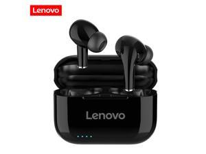 Lenovo LP1S TWS Earbuds Bluetooth 5.0 True Wireless Headphones Touch Control Sport Headset IPX4 Sweatproof In-ear Earphones with Mic 250mAh Charging Case