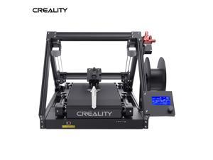 Original Creality 3DPrintMill 3D Printer Model Reproduction in Batches Infinite Z-Axis Printing Silent Motherboard Support Filament Detection Resume Printing with 8G SD Card PLA Sample Filament