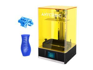 """ANYCUBIC Photon Mono X Resin 3D Printer, Large LCD UV Photocuring Fast Printing with 8.9"""" 4K Monochrome Screen, Matrix UV LED Light Source and WiFi Control, 192(L)x120(W)x245(H)mm / 7.55""""x4.72""""x9.84"""""""