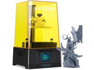 """ANYCUBIC Photon Mono LCD 3D Printer, Fast Printing UV Photocuring Resin 3D Printer with 6.08'' 2K Monochrome LCD, 5.11""""(L) x 3.14""""(W) x 6.49""""(H) Printing Size"""