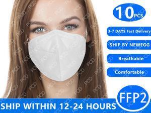 Protective Face Mask FFP2 Mask KN95 Masks CE Filtration Mouth Mask Breathable 95% Filtration Anti Flu Mask