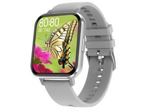 Smart Watch IP68 Waterproof 1.78 Inch Colorful Screen ECG Heart Rate Sleep Monitor SmartWatch for Men Women
