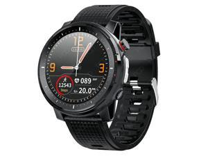 Smart Watch, Health and Fitness Smartwatch with Heart Rate Blood Pressure SpO2 Monitor Sleep Tracker, Bluetooth 5.0, high-Definition Full-Screen Touch, IP68 Waterproof Smart Watch for Android IOS