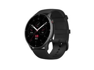Amazfit GTR 2 Smartwatch: 14-Day Battery Life - 90 Sports Modes - Heart Rate, Sleep, Stress, SpO2 Monitor, - Bluetooth Phone Calls - Water-Resistant - 3GB Music Storage, Sport Edition