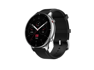 Amazfit GTR 2 Smartwatch with Alexa Built-in, 3GB Music Storage, GPS, Heart Rate, Sleep, Stress, SpO2 Monitor, 14-Day Battery Life, Bluetooth Phone Calls, 12 Sports Modes, Water-Resistant (Classic)