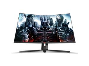 """HKC 32"""" Curved 144Hz MAX to 165Hz Full HD 1500R Display 1080P Gaming Monitor AMD Freesync DP Inputs FPS RTSOptimized"""