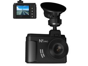 New Vantrue N1 Pro Mini Dash Cam Full HD 1920x1080P Car Dash Camera 1.5 inch 160 Degree DashCam with Sony Night Vision Sensor, 24 Hours Parking Mode, Motion Sensor, Collision Detection