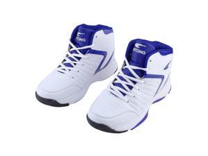 Non-Slipping Four Seasons Men'S Casual Comfortable Basketball Sports Shoes,blue,39