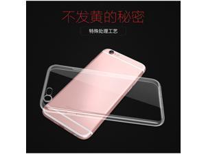 Transparent TPU Soft Protective Case for iPhone 7 Impact Drops Resistant,Transparent