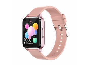 TM02 1.7 Inch Sports Smart Watch Music Player Wireless Communication Waterproof MP3 Player Smart Watch,1.7 inch,pink