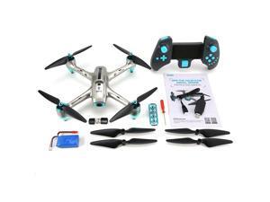 6957G 2.4G Gps 720P Hd Wide Angle Camera Fpv Drone Rc Quadcopter Follow Me,Silver