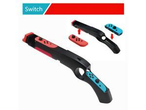 Game Gun Controller Compatible with Nintendo Switch Shooting Games Gun Controller for N-Switch JoyCons Nintendo Switch and Other Shooting Games - 1 Pack
