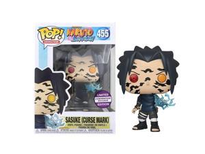 Funko Pop! Naruto Sasuke(Curse Mark) #455 Figure