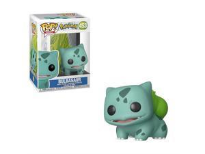 Funko Pop! Pokémon Bulbasaur #453 figure