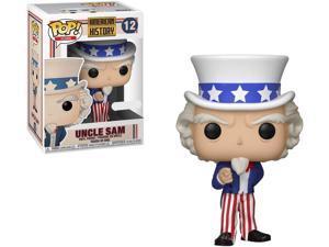 Funko Pop! American History Uncle Sam #12 Figure
