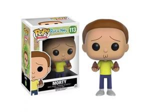 Funko Pop! Rick and Morty Morty #113 Figure