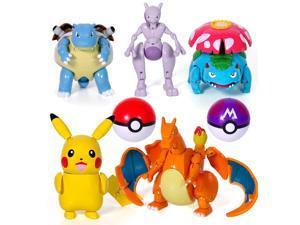 Mystery box Pokemon character toy brick #03
