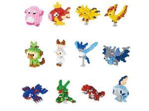 Mystery box Pokemon character toy brick #14