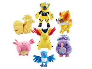 Mystery box Pokemon Plush Doll Toys #23