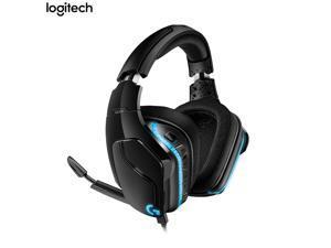 Logitech G633s Gaming Headphones 16.8 Million LIGHTSYNC RGB 7.1 Surround Sound Gaming Headset For PC/Mac/PS4/XBOX ONE