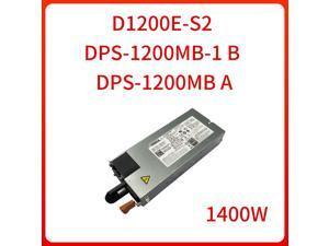 1400W D1200E-S2 D1200E-S1 D1200E-S0 DPS-1200MB-1 B DPS-1200MB A For DELL server switching power supply
