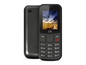 "ZTE R580 2G Dual SIM GSM Unlocked Basic Feature PhoneCheck.8"" HD - Black"