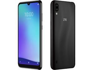 "ZTE BLADE A5 2020 (32GB ROM + 3GB RAM) 6"" HD FACTORY GSM UNLOCKED PHONE - BLACK"