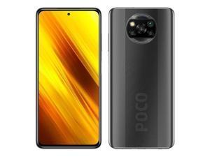 "Xiaomi Poco X3 NFC, 6.67"" - 128GB + 6GB RAM, 5160mAh Battery, QUALCOMM Snapdragon 732G, GSM 4G LTE, Factory Unlocked Smartphone - International Version (Shadow Grey)"