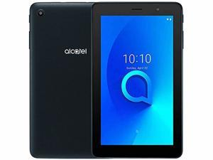 """Alcatel 1T 7.0"""" 9013A (16GB, WiFi + Cellular) Face Unlock, Android 10, GPS, Tablet + Phone Canadian 4G Volte GSM Unlocked (Telus, Rogers, Bell) (Green)"""