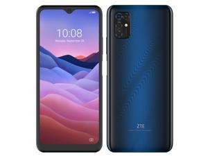 ZTE BLADE V2020 (128GB / 4GB) GSM Unlocked Phone For AT&T, T-Mobile - 16MP - BLUE - 2 days of Delivery