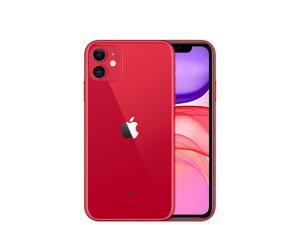 Apple iPhone 11 - 64GB / 4GB - FULLY UNLOCKED (CDMA / GSM) - All Carriers Verizon, AT&T, T-Mobile, Sprint - RED COLOR - Grade C (7/10) - 2 DAYS DELIVERY